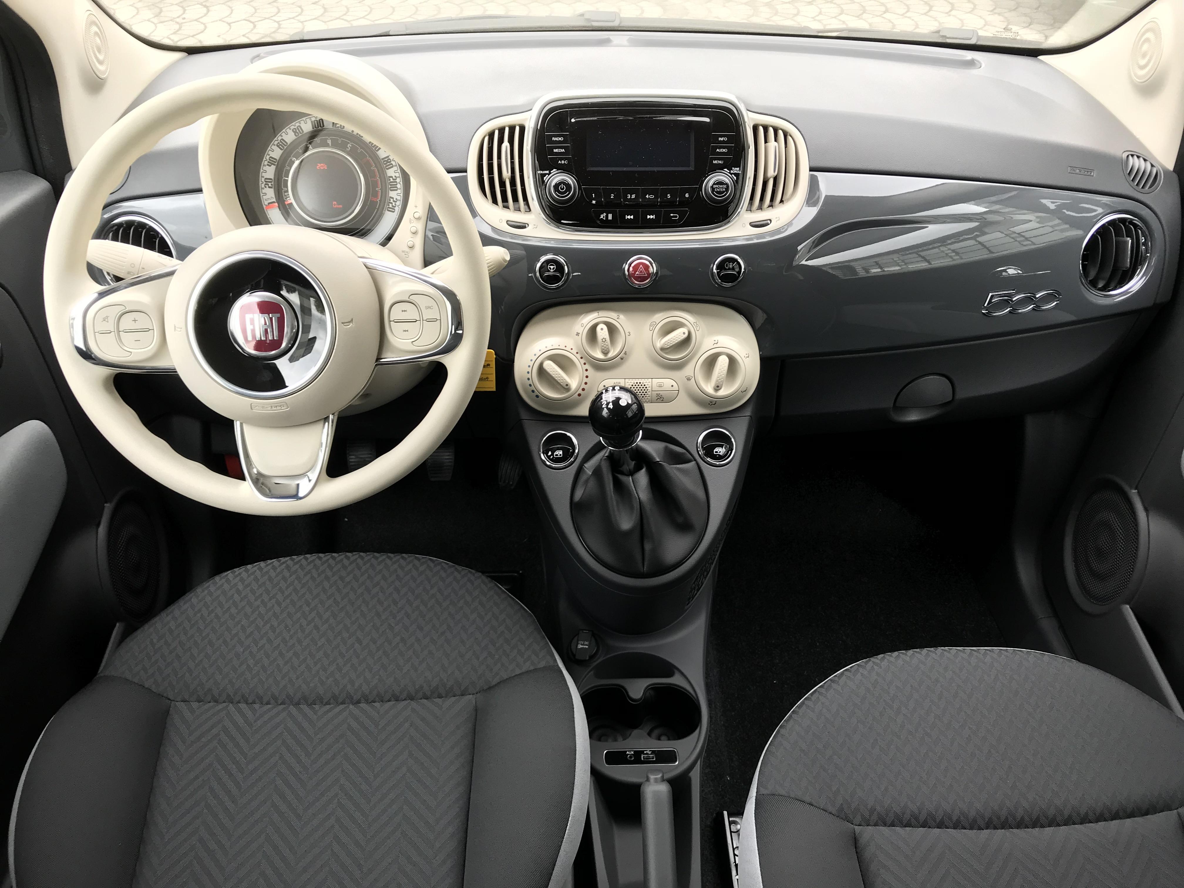 Fiat 500 Pop 1 2 69cv Vendita Rentalplus